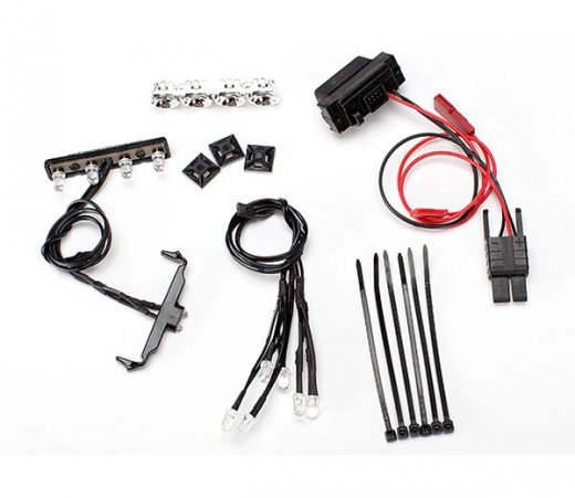 traxxas 7285 summit 1  16 led dach und chassis beleuchtungs