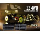 TLR TLR03005 Team Losi Racing 22 4WD RACING KIT 22-4 Buggy