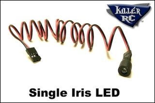 Killer RC Iris LED single blau