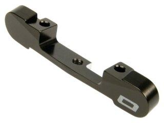 Querlenkerhalter unten vorne ALU  1:8 Top Line DF-Models 6731