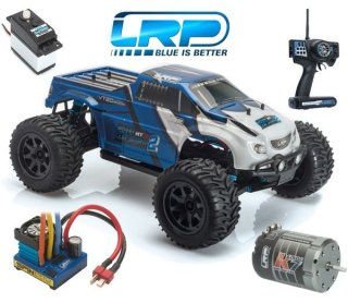 LRP 120803 S10 Blast MT 2 Brushless RTR 2,4GHz 1/10 4WD...
