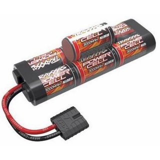 Traxxas 2926X NiMh Akku Power Cell 8,4V 3000mAh Hump mit...