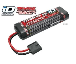 Traxxas 2942X NiMh Akku Power Cell Series3 7,2V 3300mAh...