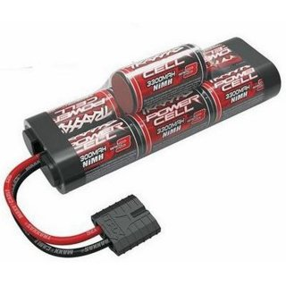Traxxas 2941X NiMh Akku Power Cell Series3 8,4V 3300mAh...