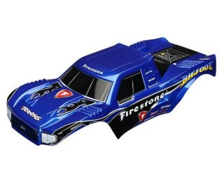 Traxxas 3658 Karosserie BIGFOOT Firestone lackiert +...