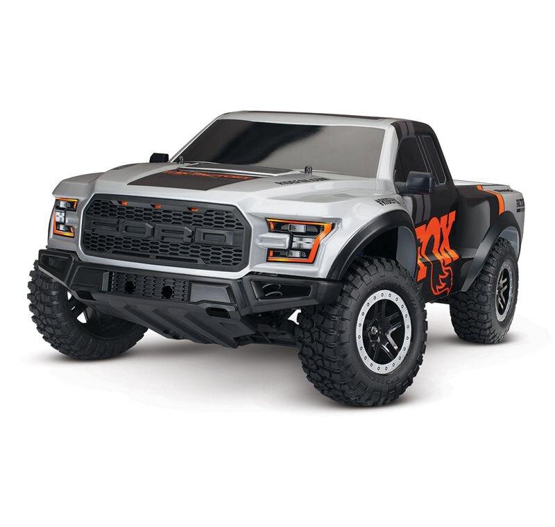 Traxxas 58094 1 2017 Ford Raptor RTR 10 24GHz 12V