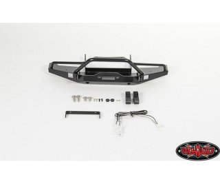 RC4WD RC4VVVC0331 Solid Front Bumper for Axial SCX10 II...