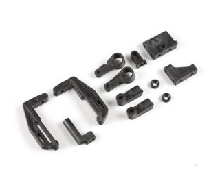 Team Durango TD320415 SERVO & BATTERY MOUNT SET (CA