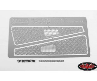 RC4WD RC4VVVC0438 Diamond Plate Fender Covers for Traxxas...