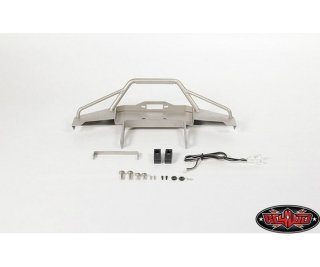 RC4WD RC4VVVC0333 Solid Front Bumper for Axial SCX10 II...