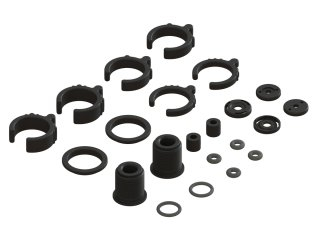 Arrma AR330451 Composite Shock Parts/O-Ring Set (2) ARAC8940