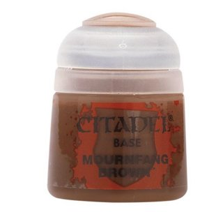 (27,27 EUR/100ml) Games Workshop Citadel Base Mournfang Brown 12ml 21-20 Farbe