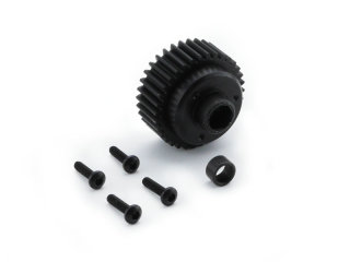 Carisma CA-15831 SCA-1E Center Differential CasL 34T