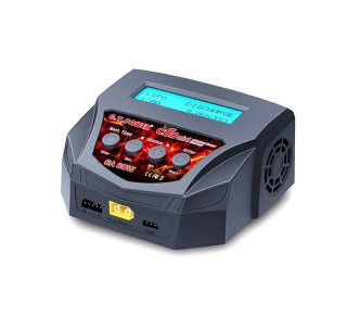 G.T. Power GTP-167 C6D Mini Charger AC/DC 10A 100W...