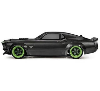 HPI 120102 RS4 Sport 3 1969 Ford Mustang RTR-X 2.4GHz