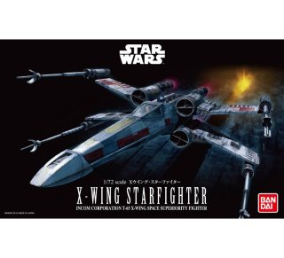 Revell 01200 Bandai Star Wars X-Wing Starfighter 1:72