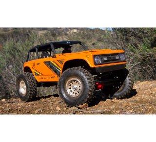 Integy Axial AXID9018 AX90018 Aluminium Body Panel Kit C27671SILVER