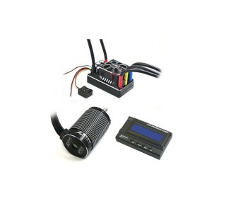 ZTW-622005115 1:5 Brushless Combo Beast Pro 200A + 5692...