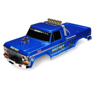 Traxxas 3661 Karo Bigfoot No. 1 Officially Licensed...