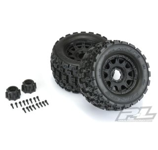 Pro-Line 10127-10 Badlands MX38 3.8 Monstertruck Raid...