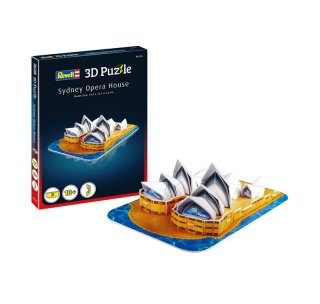 Revell 00118 3D Puzzle Oper Sydney