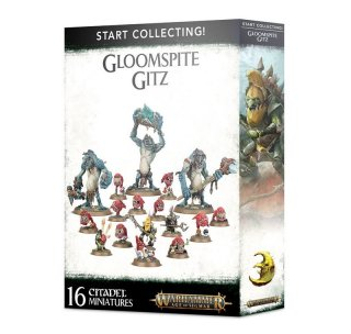 Warhammer Age of Sigmar Start Collecting! Gloomspite Gitz...