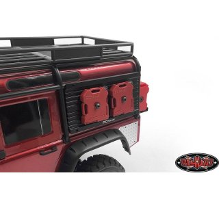 RC4WD RC4VVVC0723 Overland Equipment Panel fuell Cell für Traxxas TRX4 Defender