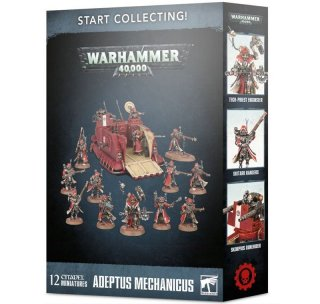 Warhammer 40000 70-59 Start Collecting! Adeptus...