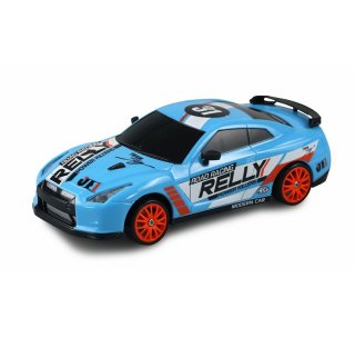 Amewi 21084 Drift Sport Car 1:24 blau, 4WD 2,4GHz...