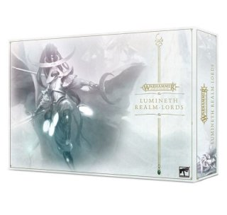 Warhammer Lumineth Realm-Lords Launch Set (DE) 87-06...