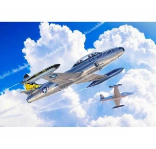 Italeri 1444 1.72 T-33A Shooting Star 510001444