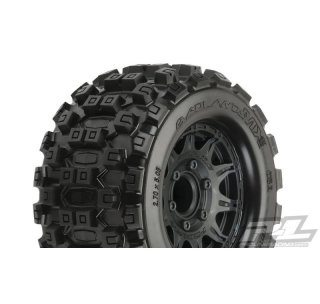 Pro-Line 10125-10 Badlands MX28 All Terrain Reifen V/H...