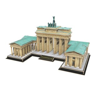Revell 00209 3D Puzzle Brandenburger Tor 30Th Anniversary German Reunion