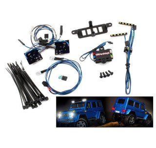 Traxxas 8899 LED Licht-Set komplett (ohne Power-Supply) für #8811 oder #8825 Karo