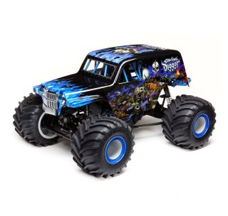 Losi LOS04021T2 LMT 4WD Solid Axle Monster Truck RTR, SonUva Digger