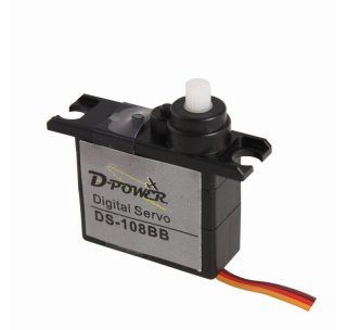 D-Power DS-108BB Digital-Servo Nano