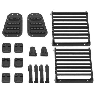 mobo-racing Scale Parts für Traxxas 82056-4 TRX-4 Defender TRX4